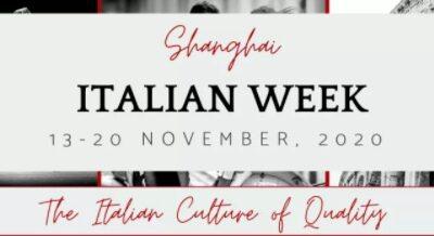 "E.B.C.C. – Cantine Italiane presente al ""The Italian Week"" a Shanghai."